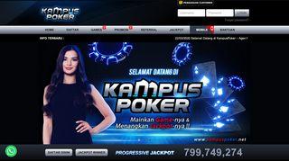 Link Alternatif Kampuspoker Agen Judi Idn Poker Terpercaya Kampuspoker Idn Poker Situs Idn Poker Agen Idn Poker Terpercaya